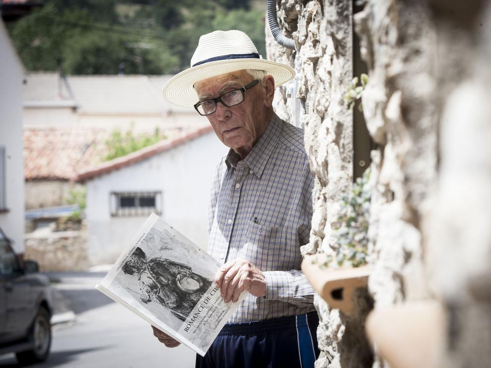 Gregorio Gómez, escritor de Griegos