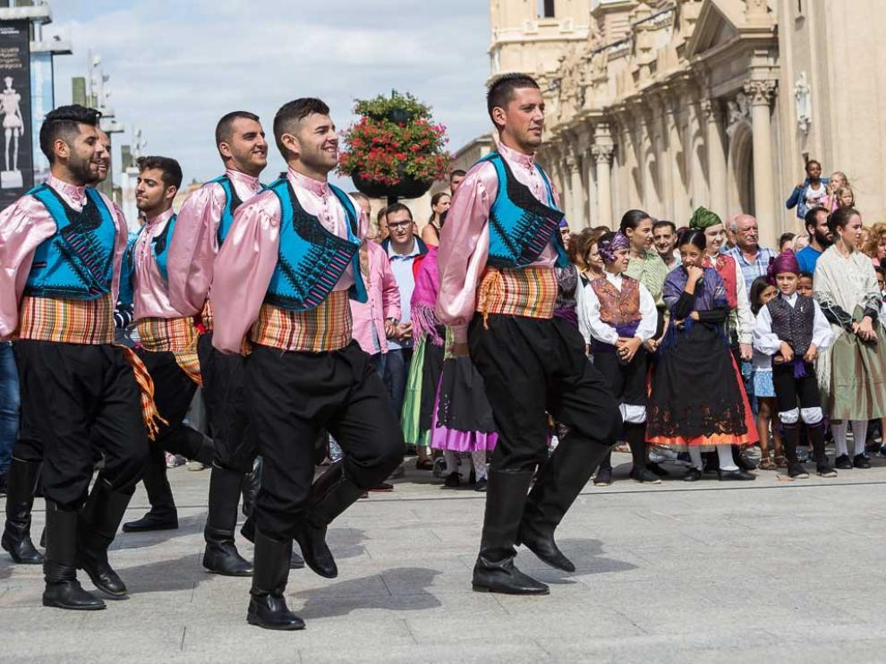 Encuentro Internacional de Folklore 'Ciudad de Zaragoza'