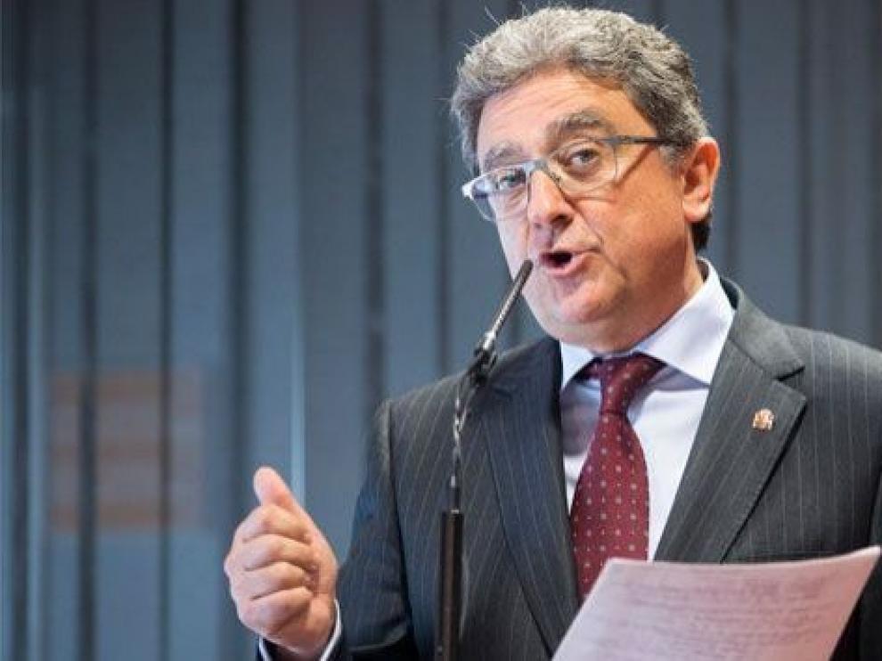 El delegado del Gobierno en Cataluña, Enric Millo, en una foto de archivo.