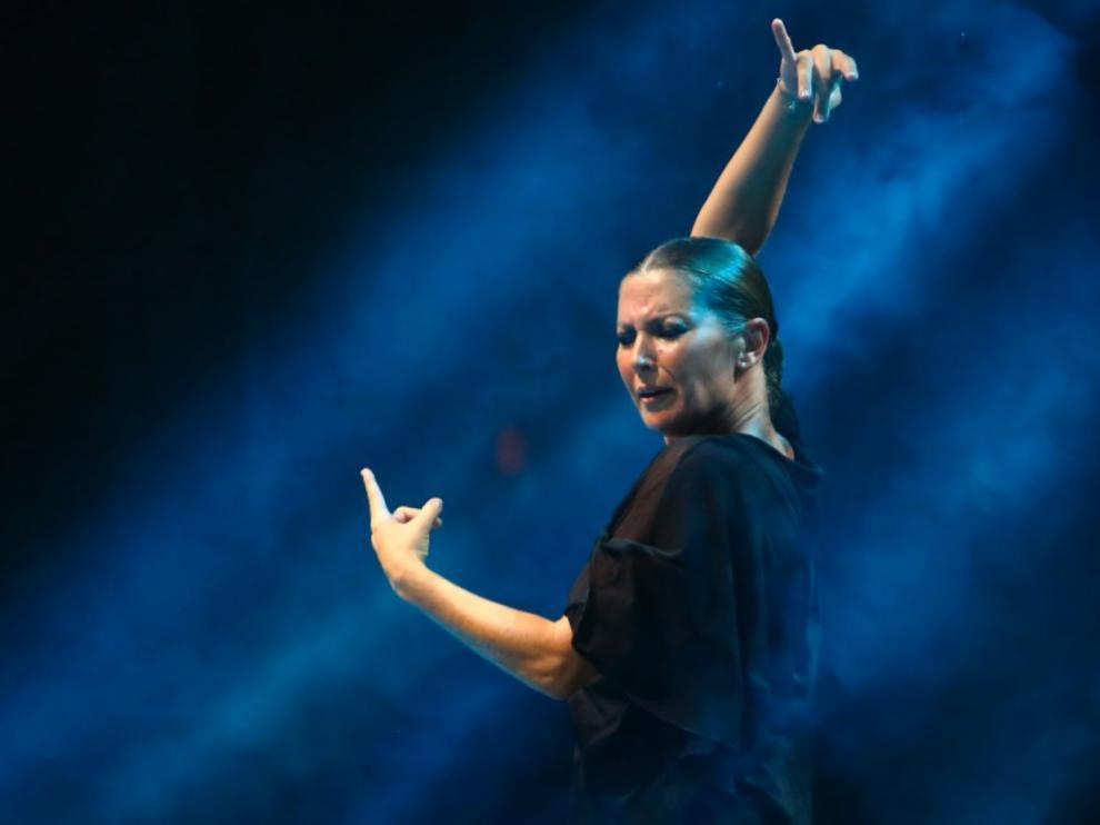 Sara Baras actúa en el Auditorio del 27 al 29 de octubre.