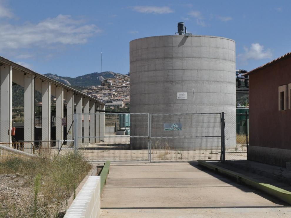 La puesta en marcha de las instalaciones de Peñarroya de Tastavins, pendiente desde 2009.