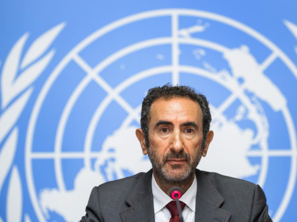 La comisión de la ONU ha estado dirigida por el jurista argelino Fatsah Ouguergouz.