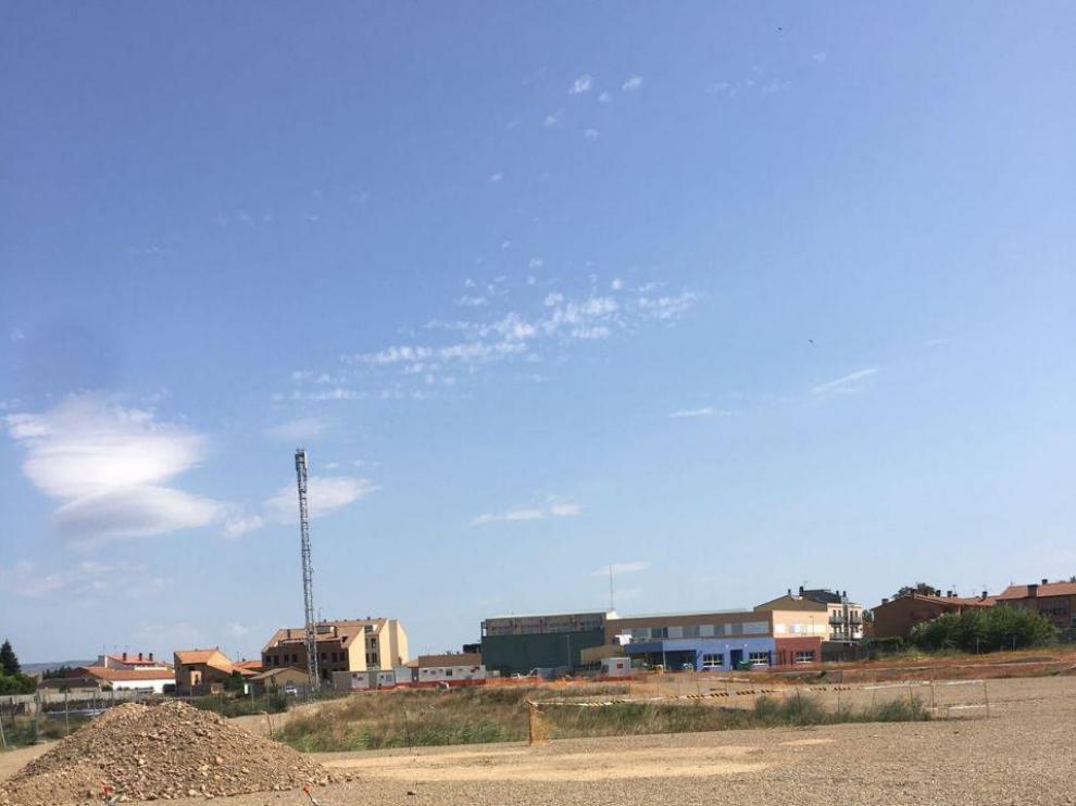 """Es """"sangrante"""" que cada año de retraso cueste a los vecinos más de 36.000 euros que tienen que pagar por los terrenos permutados en 2010, apuntan desde el grupo morado."""