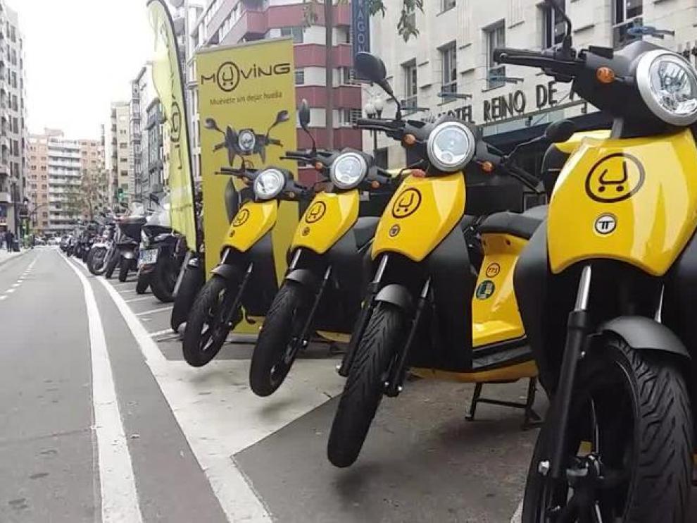 Las motocicletas de Muving podrán probarse en este espacio.