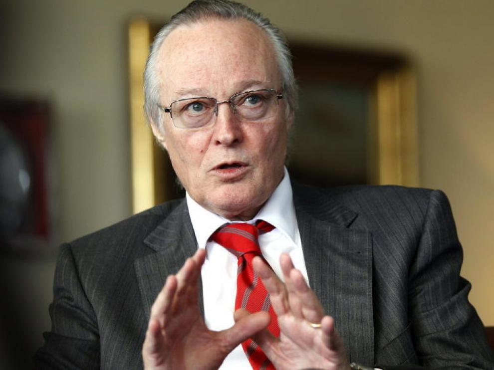 El exministro del PP Josep Piqué, en una foto de archivo.