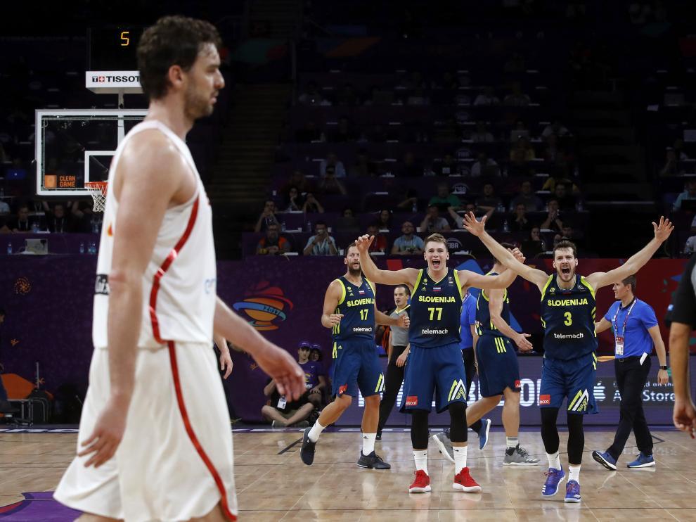 La selección española no podrá luchar por el oro.