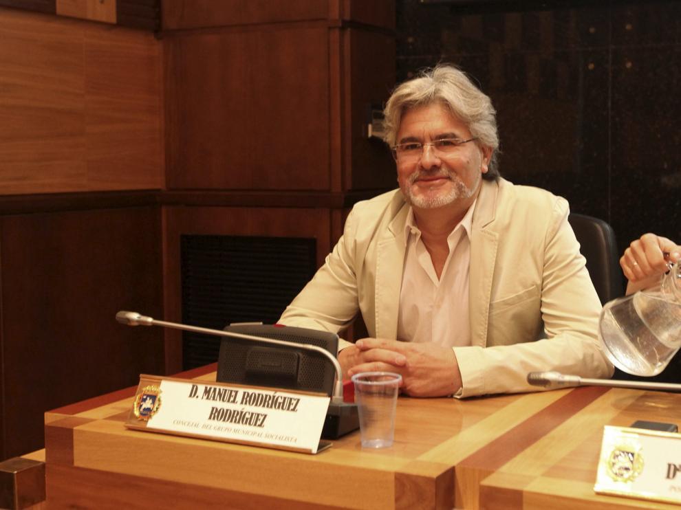 Manuel Rodríguez.