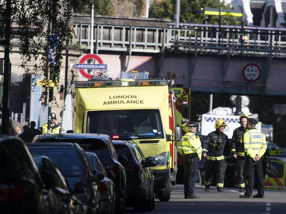 Cronología de los ataques terroristas en el Reino Unido en los últimos años