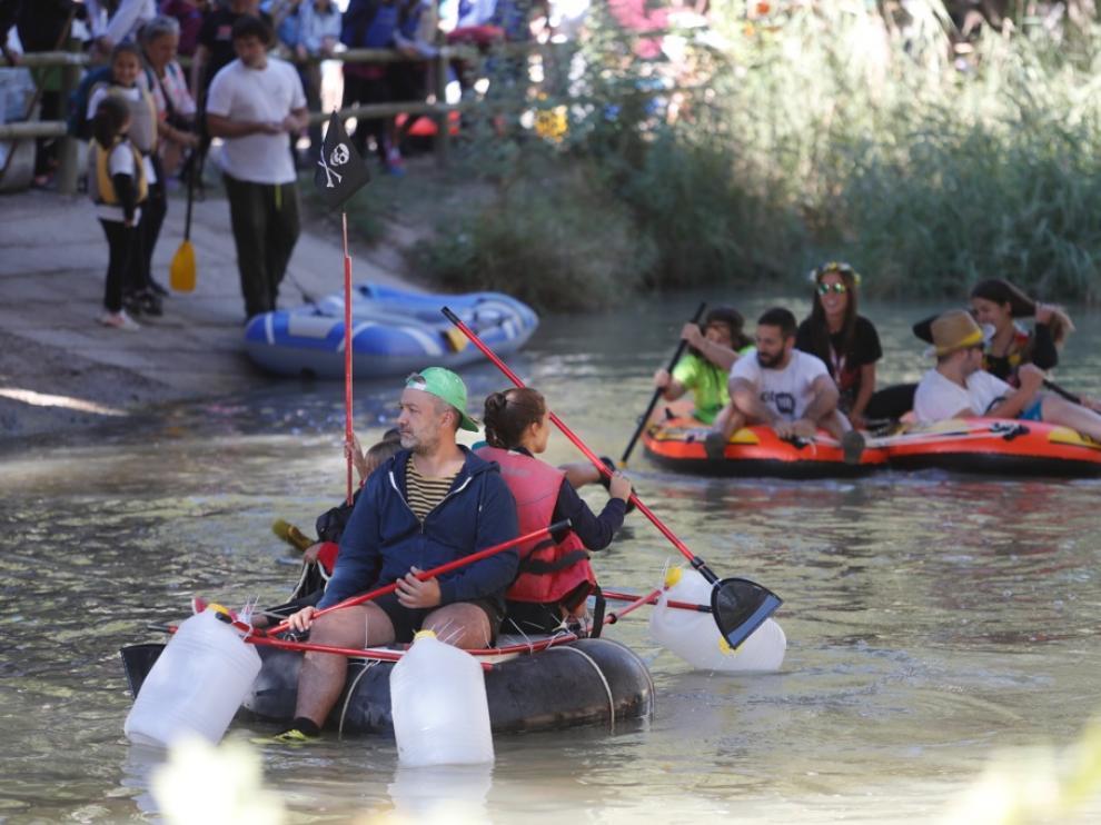 35ª Bajada del Canal. Imagen de archivo