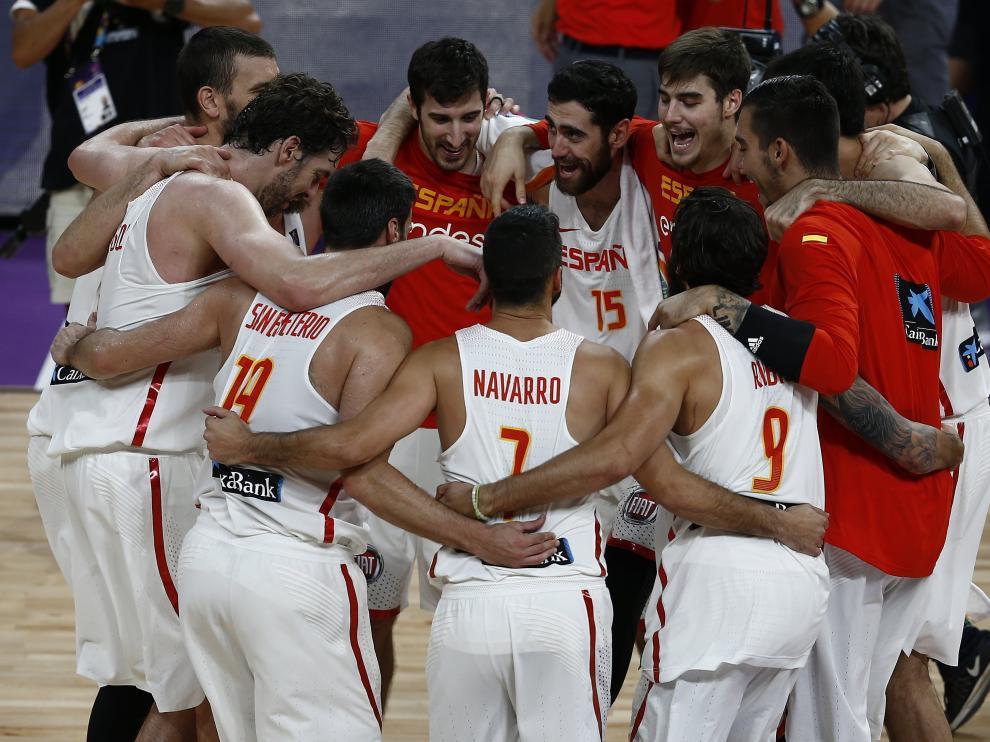 España ganó el bronce del Eurobasket ante Rusia