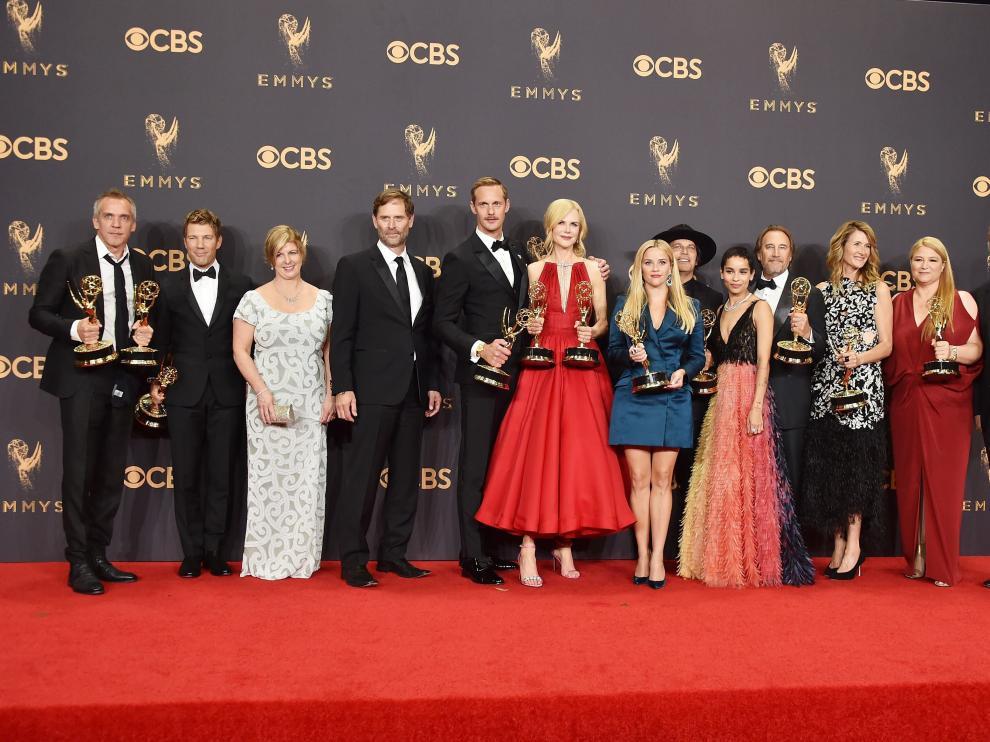Premiados en los Emmy