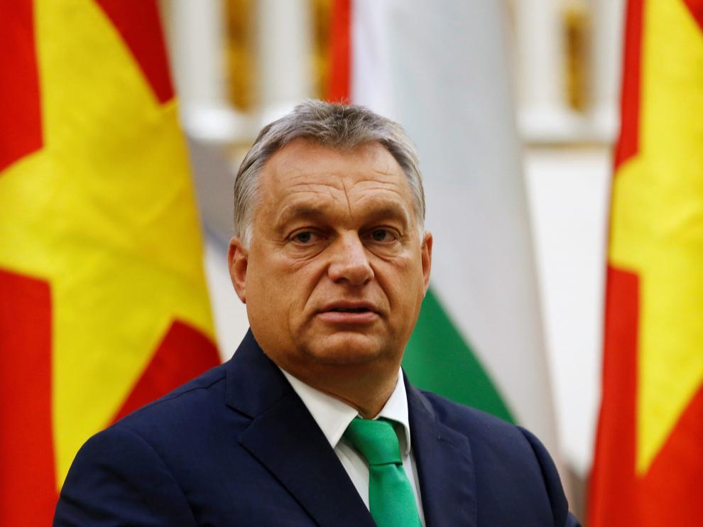 El primer ministro húngaro, el conservador Viktor Orban.