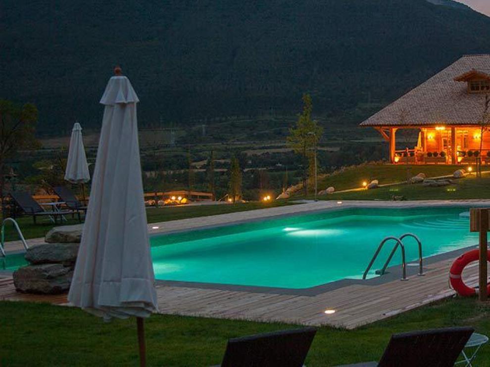 El Hotel Viñas de Lárrede abre sus puertas en un pueblo de 19 habitantes