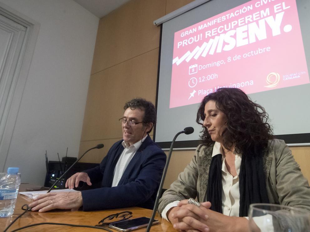 """Isabel Coixet y Vargas Llosa encabezarán la manifestación de la Cataluña """"silenciada"""""""