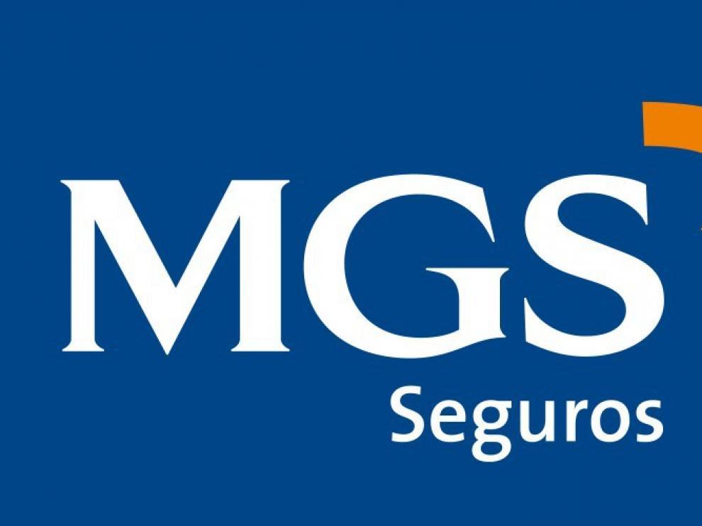 Logo de MGS Seguros.