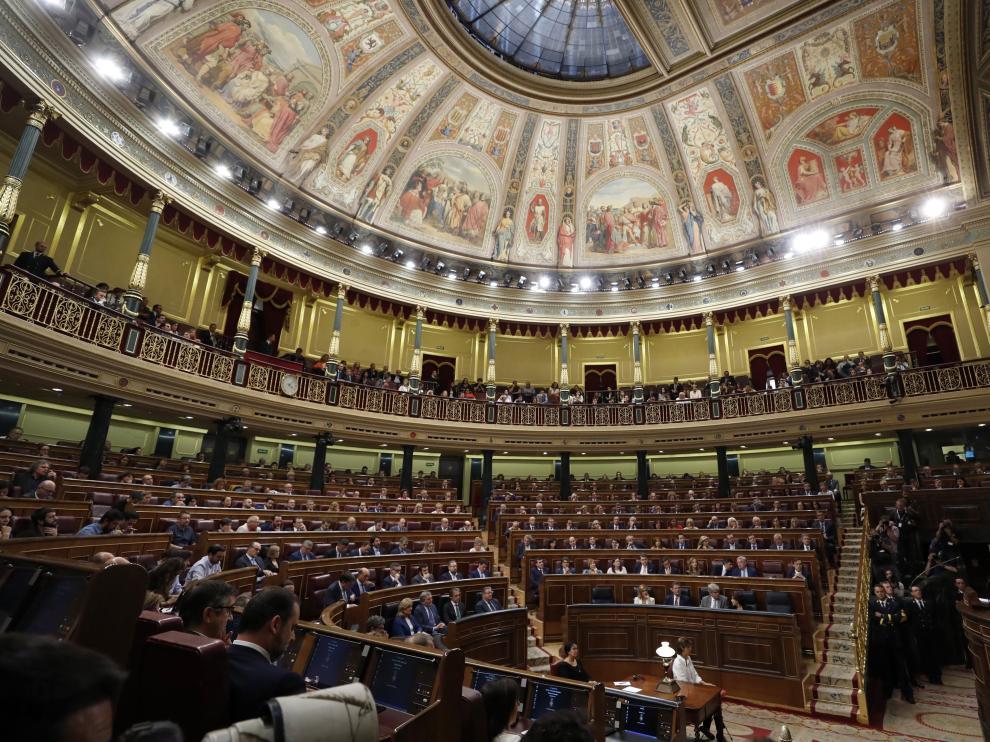 Foto de archivo del Congreso de los Diputados