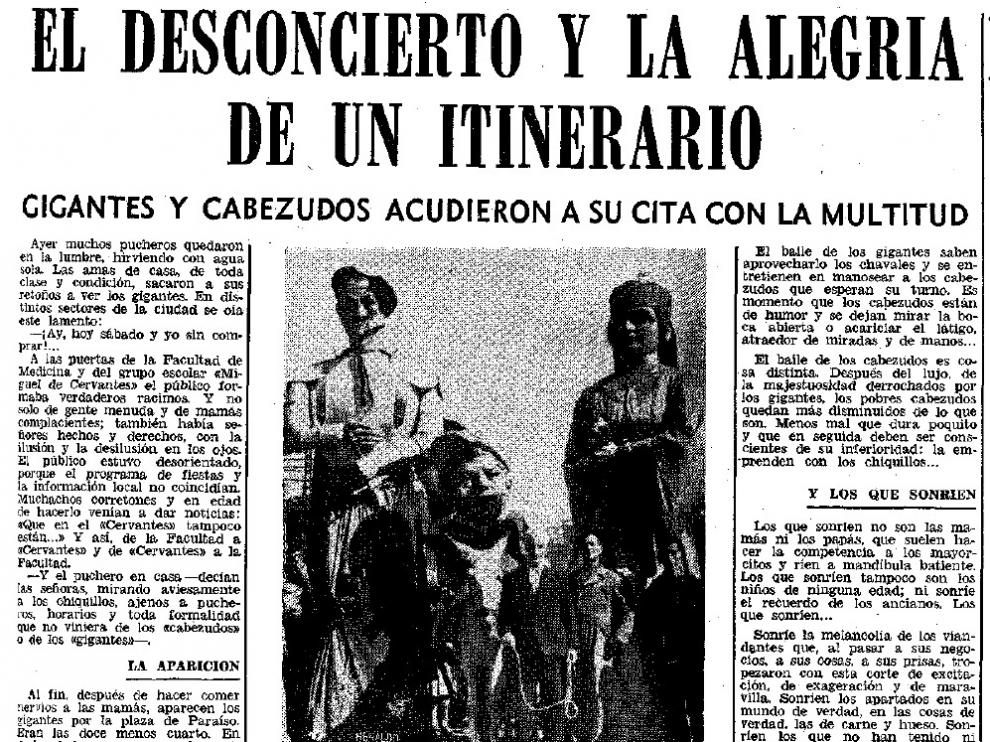 Artículo publicado en HERALDO en 1967