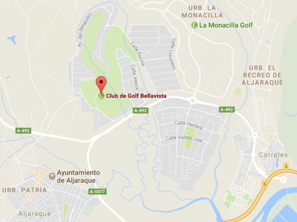 Campo de Golf Bellavista (Huelva)