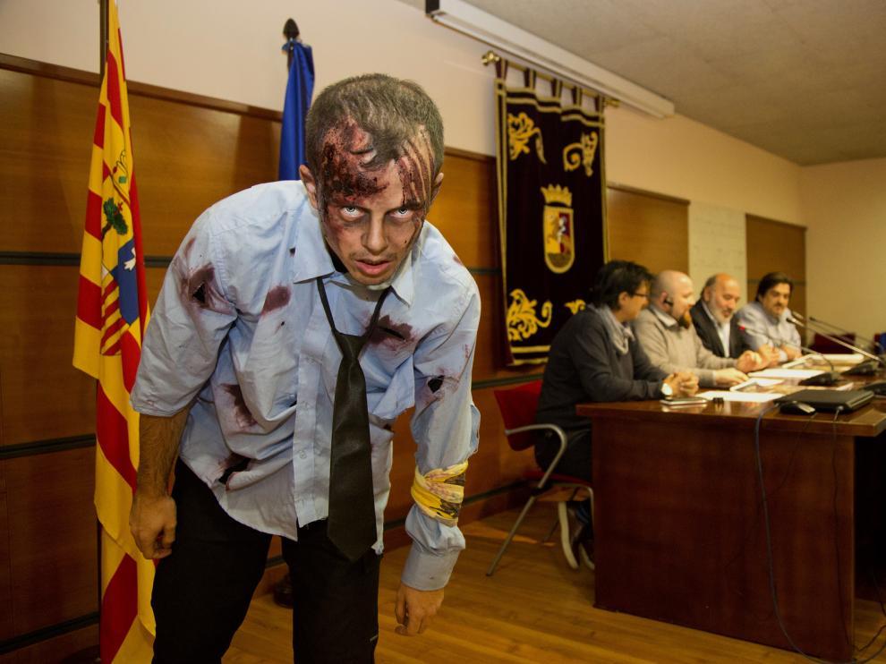 Un ejército de zombis volverá a sembrar el terror en Calatayud