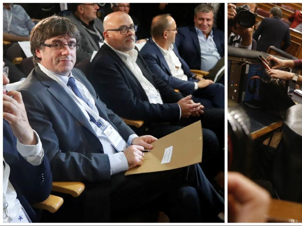 Finaliza el plazo del Gobierno a Puigdemont y se abre un escenario de futuro incierto