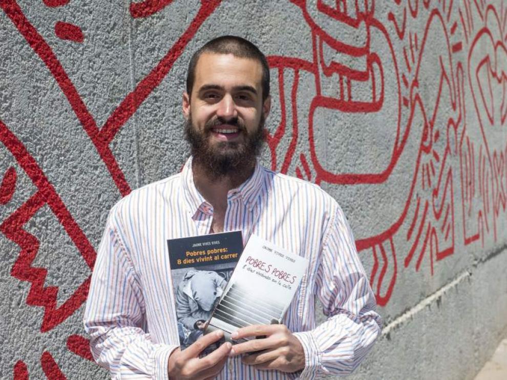 El periodista Jaume Vives