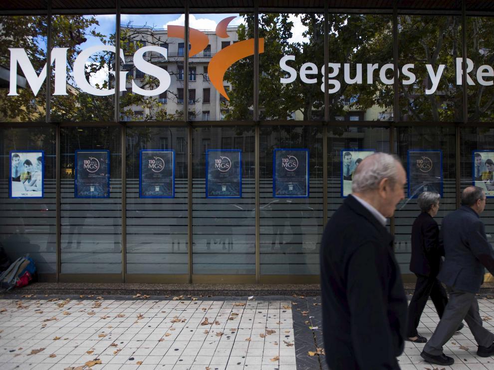 MGS Seguros y Proclinic Expert fueron dos de las primeras empresas en anunciar su traslado a Aragón