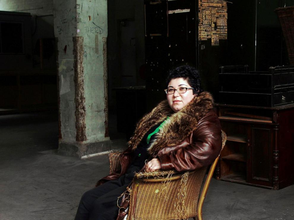 Ángela de la Cruz, en una imagen de archivo
