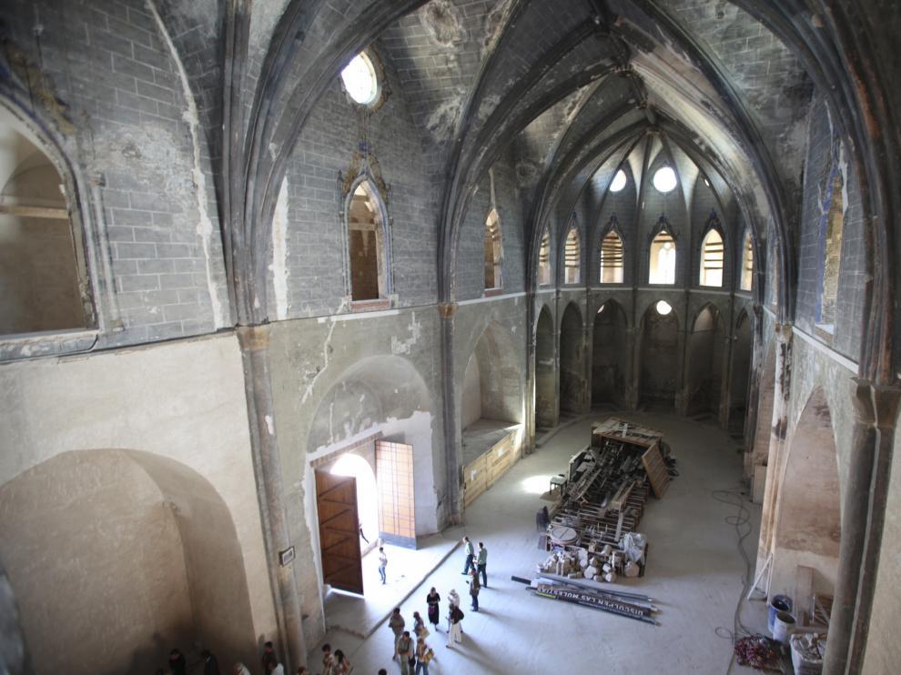 La iglesia, cerrada desde 2008, ha sido visitada por diversas autoridades en estos años.