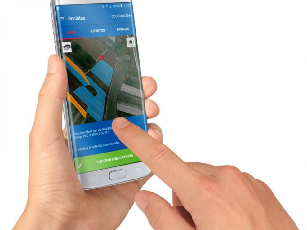 Tanto desde dispositivos móviles como a través del ordenador se accede a los datos en tiempo real