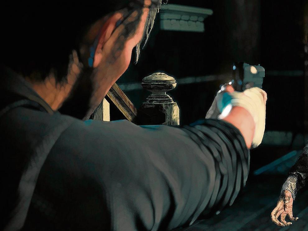 Sebastian Castellanos deberá enfrentarse a terribles criaturas y a sus propios miedos en esta nueva entrega de Bethesda.