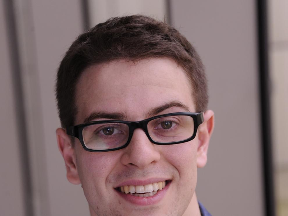 El investigador zaragozano Ignacio García Vázquez trabaja para el Instituto Sanger de la Universidad de Cambridge, en Reino Unido.