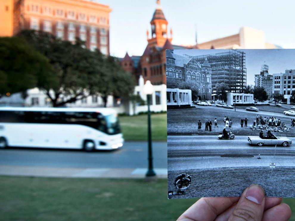 Kennedy fue asesinado en a Dallas (Texas) el 22 de noviembre de 1963.