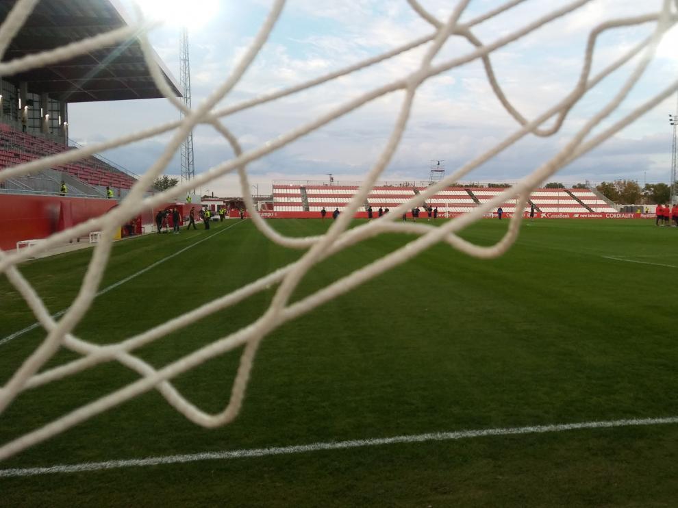 El Real Zaragoza se juega este sábado dar un paso hacia la zona noble de la clasificación.