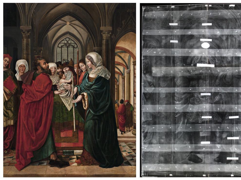 'La presentación de Jesús en el Templo' fue retirada de la subasta que se iba a celebrar el 31 de mayo.