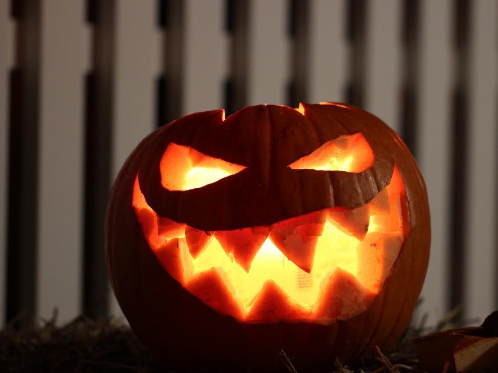 La calabaza sigue siendo el elemento tradicional durante la noche de Halloween