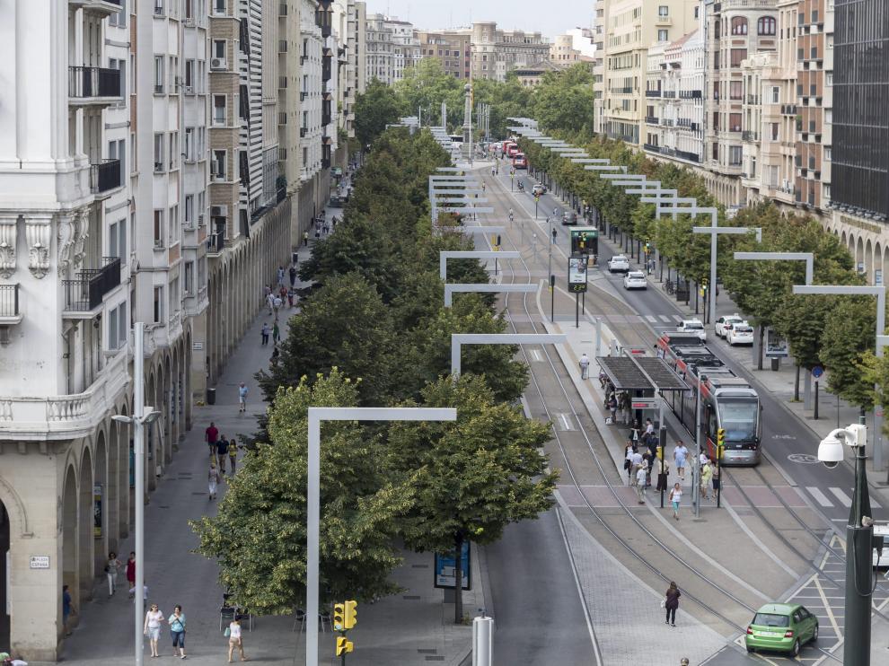 La empresaalquilará unas oficinas en pleno centro de Zaragoza, en el paseo de la Independencia.