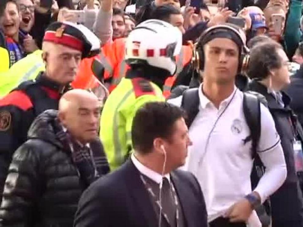 El Real Madrid no viajará a Girona con su autobús oficial