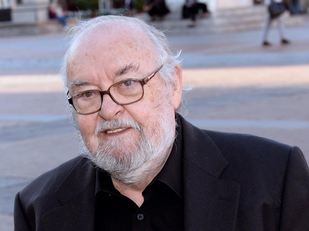El cineasta con la Espiga de Honor
