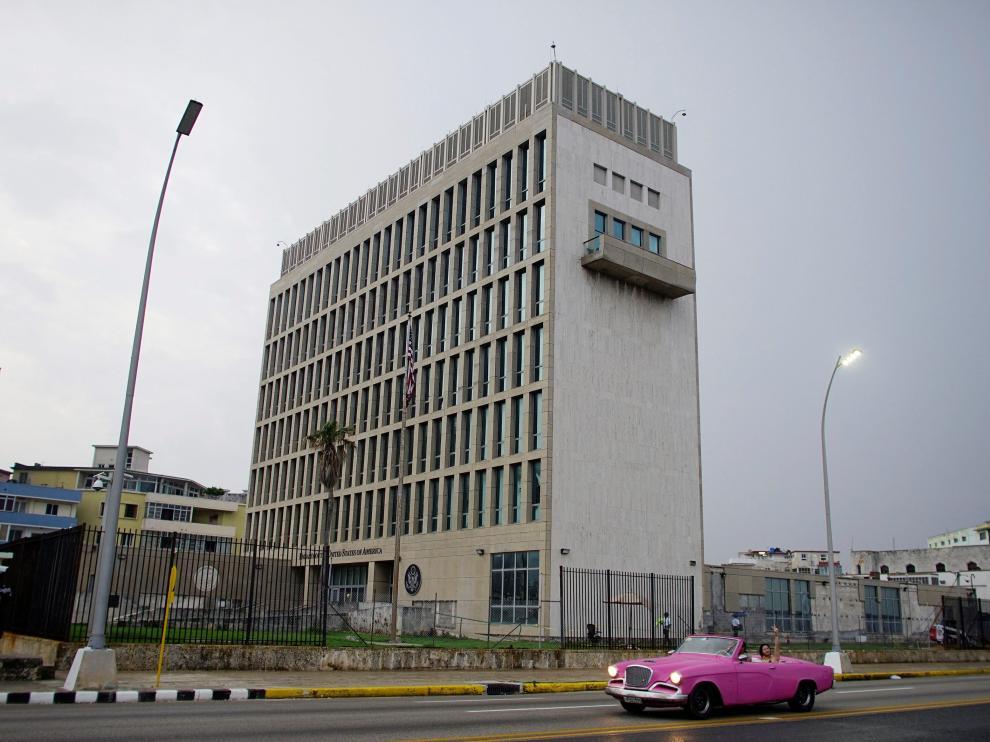 Foto de la Embajada de EE. UU. en Cuba.