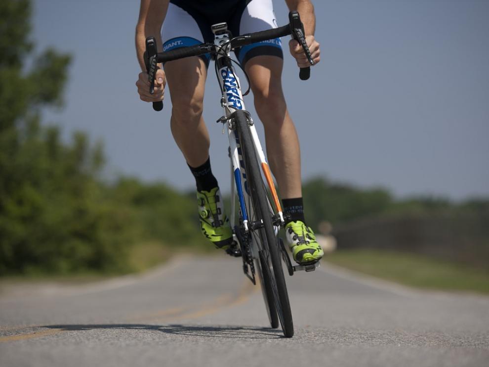 Montar en bici beneficia al corazón.
