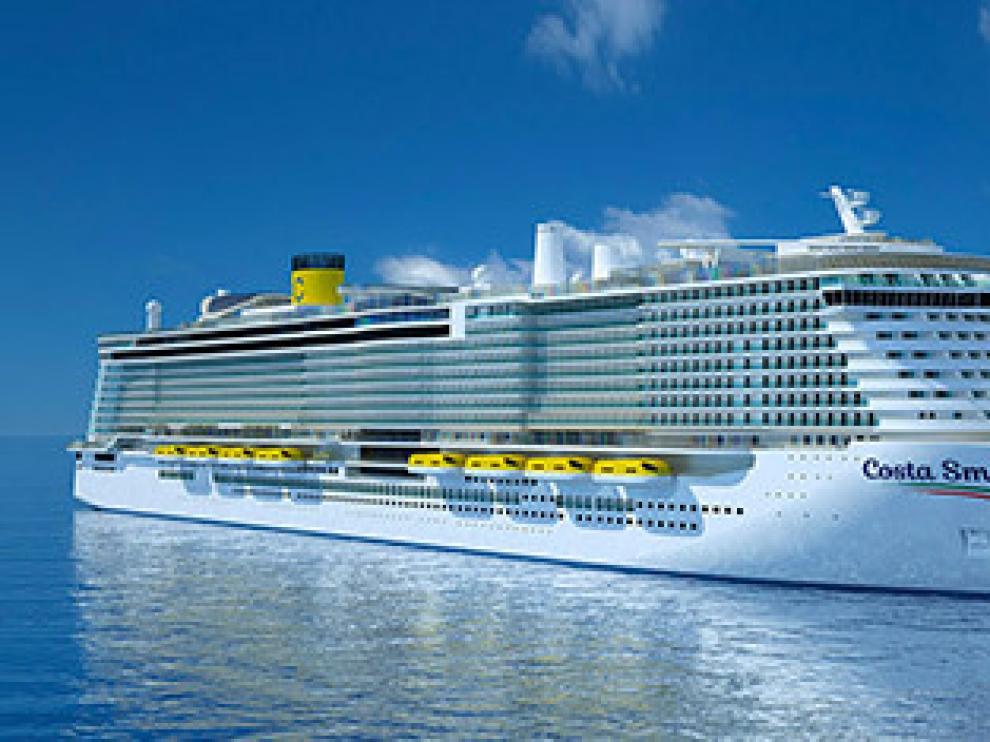 """Costa Cruceros pide a los pasajeros que """"eviten mezclarse con grandes concentraciones políticas en los aledaños de edificios del Gobierno, dependencias de las fuerzas de seguridad y lugares simbólicos""""."""