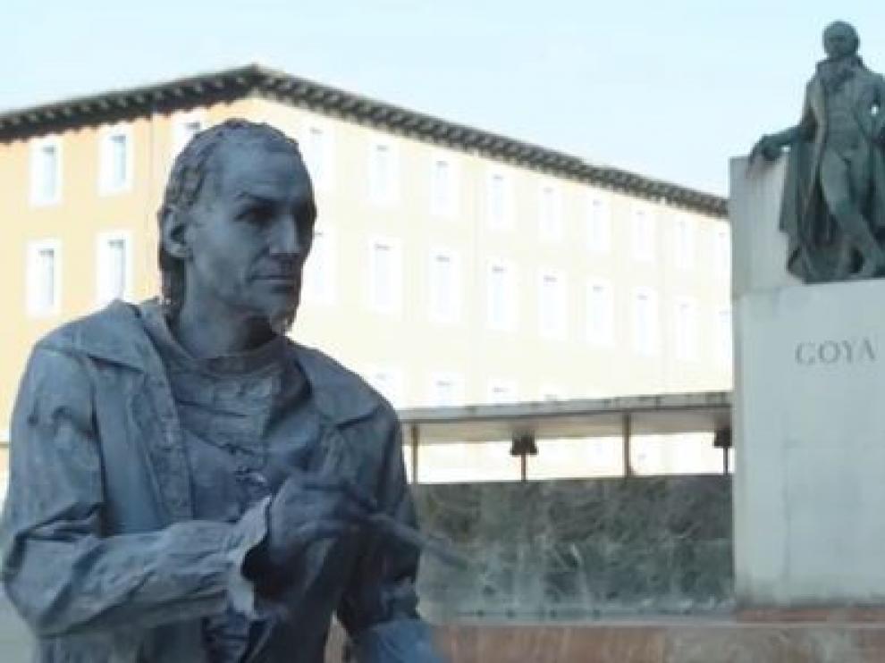 Fotograma del vídeo de promoción.