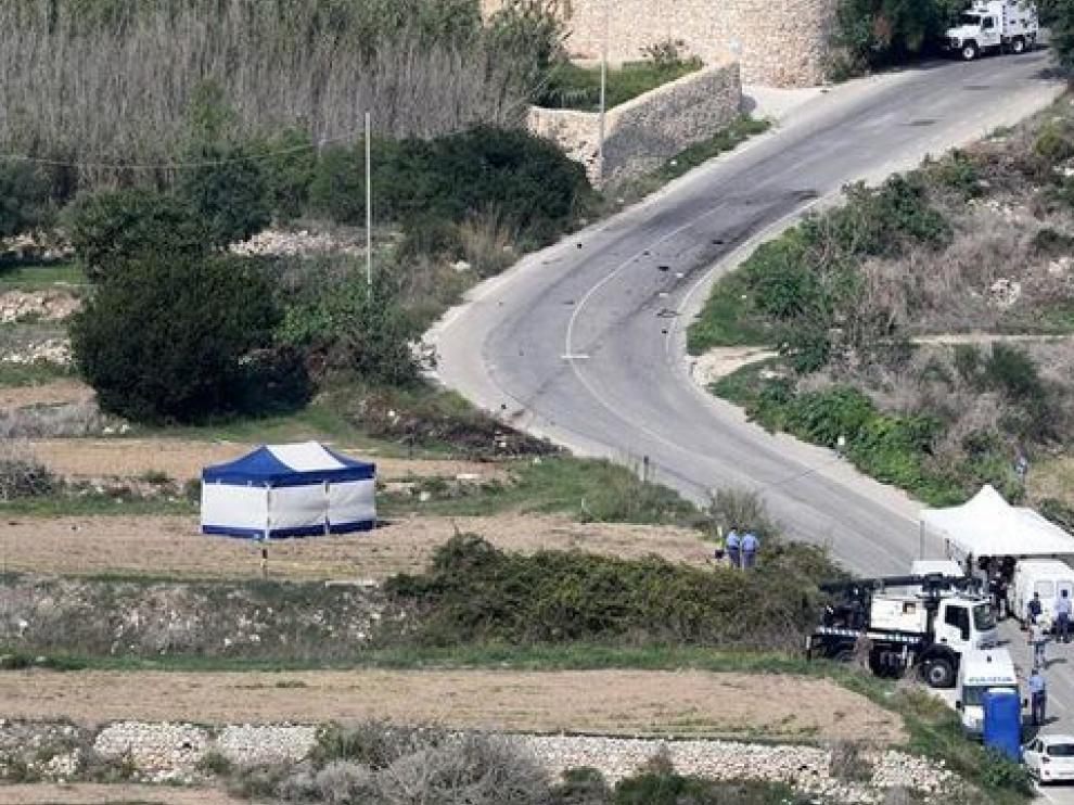 Su muerte está vinculada a traficantes libios y al crimen organizado en la isla italiana de Sicilia.