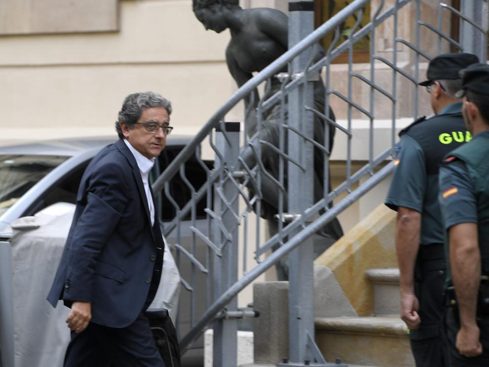 Enric Millo, delegado del Gobierno en Cataluña