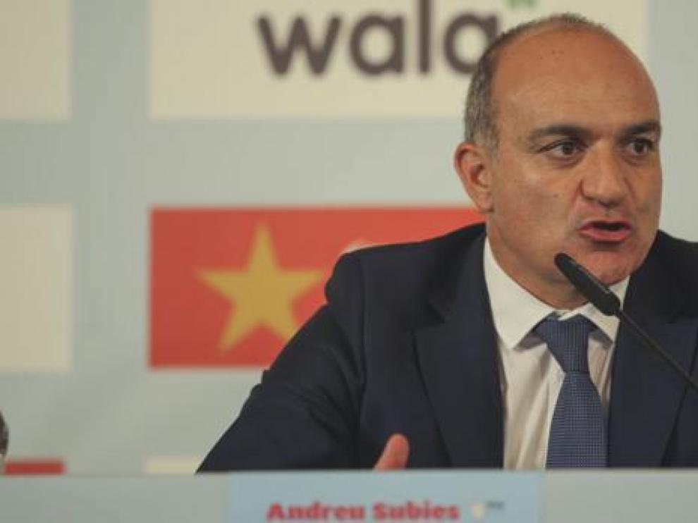 Andreu Subiésha dejado su puesto en la Federación Catalana.