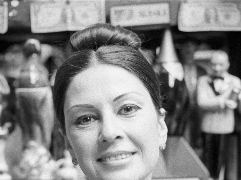María Cristina del Pino Segura, conocida como Pinito del Oro