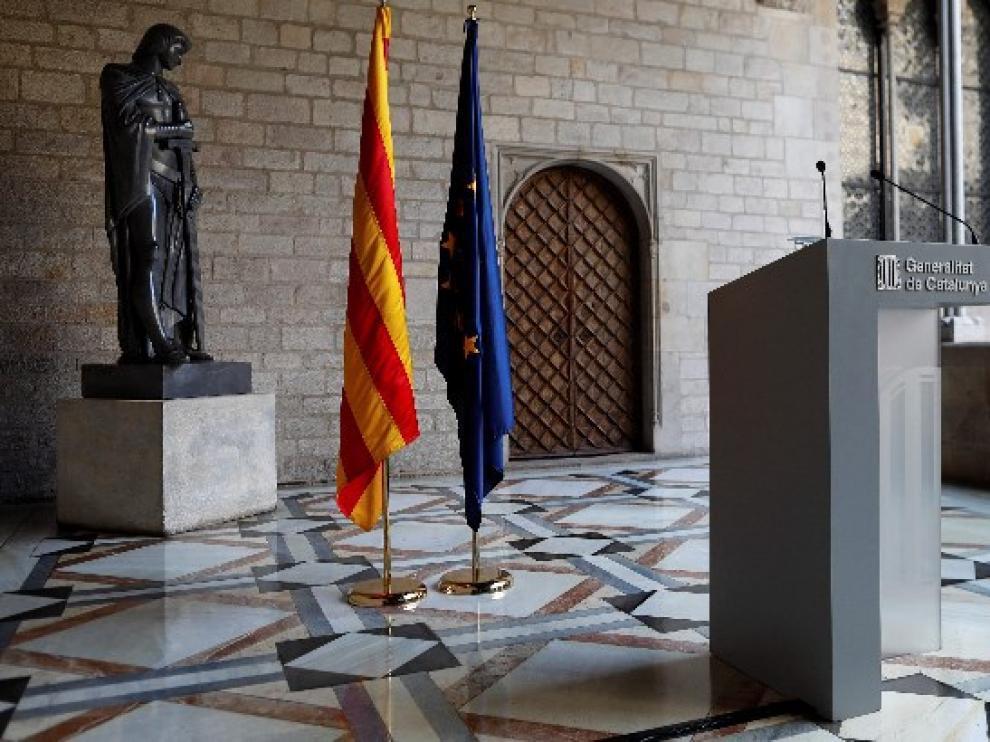 "Puigdemont busca ""garantías"" de que no habrá 155"