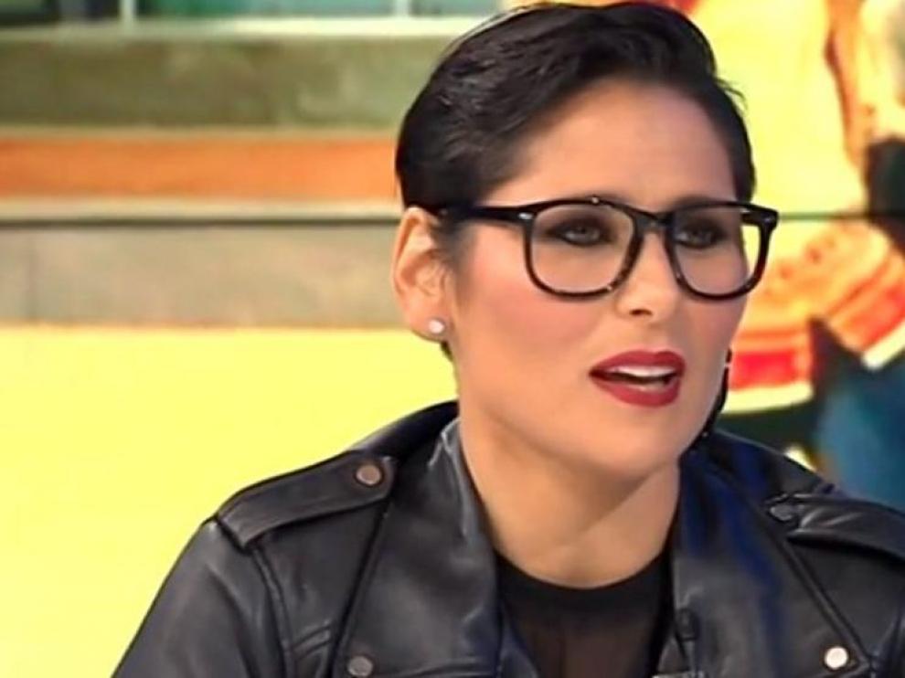 Rosa López, la ganadora de la primera edición de 'Operación Triunfo'.