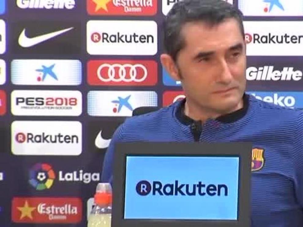 Valverde en imagen de archivo