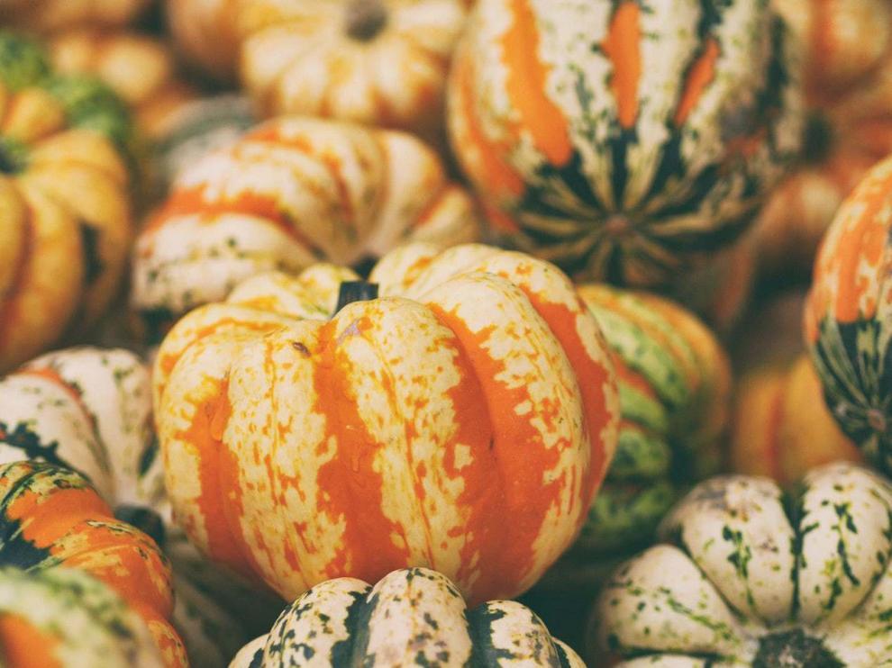 Las icónicas calabazas pueden elaborarse con mandarinas.